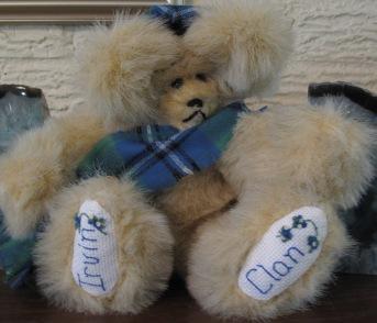 Irvin Clan Bear