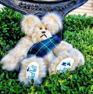 MacNeill Clan Bear