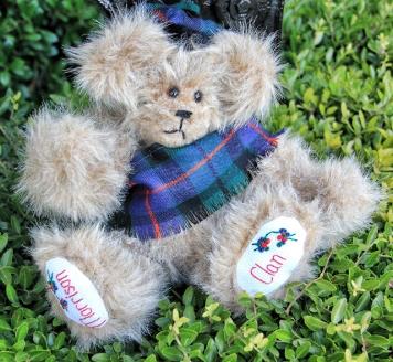 Morrison Clan Bear