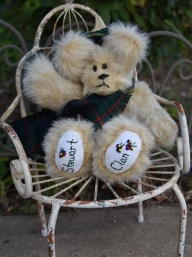 Stewart Clan Bear