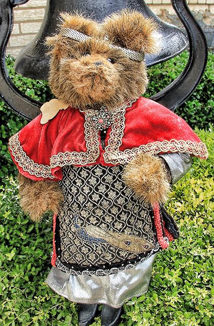 King Arthur Bear
