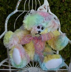 Pastel Baby Bear
