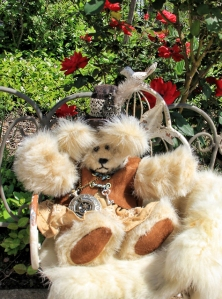Fanny Steamroller Steampunk Bear