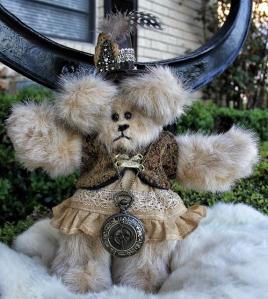Steampunk Bears, Dani, tapestry vest (573x640)