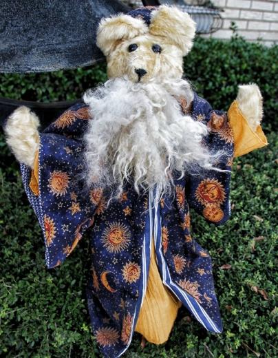 Merlin, Wizard Bear